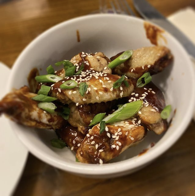 Chinese wings